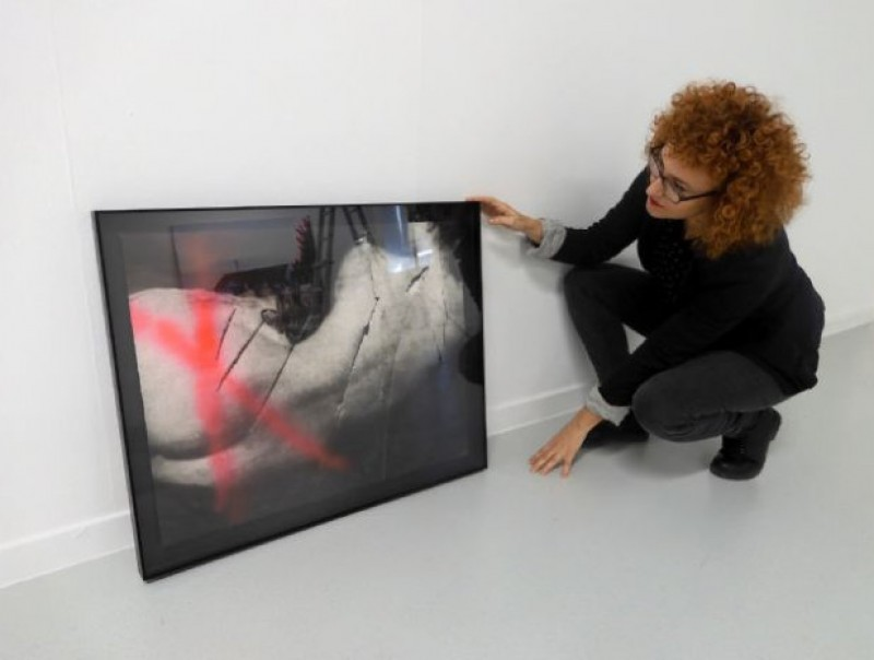 <span style='color:#780948'>ARCHIVED</span> - 16th January to 1st March, Más Allá del Cuerpo exhibition by artist María Carbonell in Murcia
