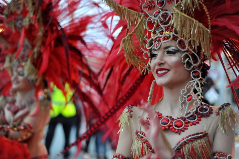 22nd February to 1st March 2020 Santiago de la Ribera Carnival Programme