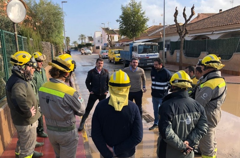 <span style='color:#780948'>ARCHIVED</span> - Residents of Los Alcázares to hold demonstration on Sunday to demand flood protection
