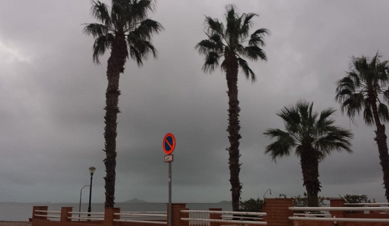 <span style='color:#780948'>ARCHIVED</span> - Showers on Saturday as the weekend begins with grey skies in Murcia