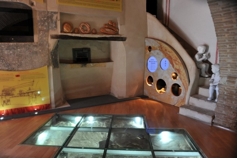 Every Saturday free guided tour of the Museo del Horno del Concejo in Molina de Segura