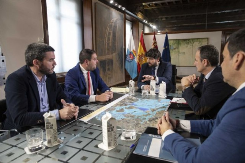 <span style='color:#780948'>ARCHIVED</span> - 1.5 million euros for floodwater drainage network in Los Alcázares