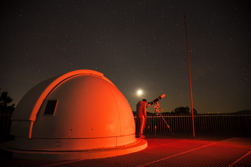 Saturday 28th March: Puerto Lumbreras Observatory nocturnal tour