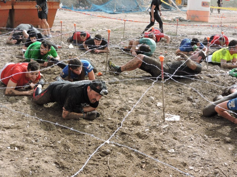<span style='color:#780948'>ARCHIVED</span> - 25th April fun obstacle race in Águilas for all ages