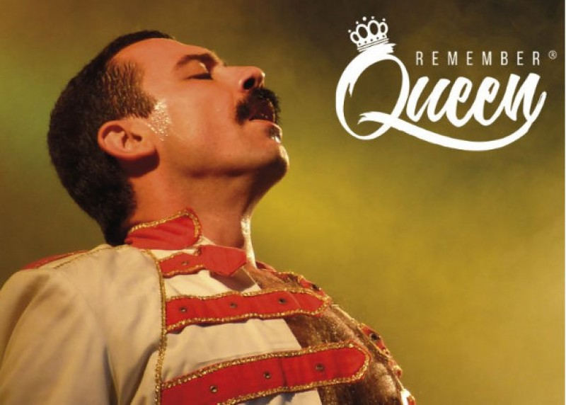 CANCELLED - 6th June, Remember Queen tribute show at the Auditorio Víctor Villegas in Murcia