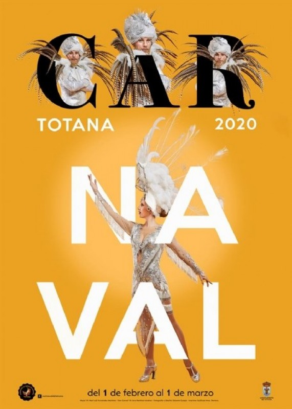 15th to 29th February 2020 Carnival in Totana