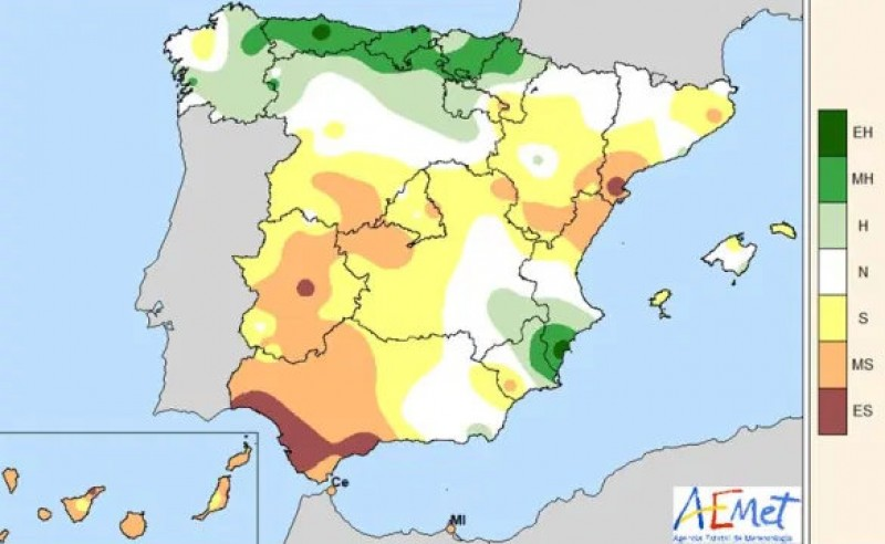 <span style='color:#780948'>ARCHIVED</span> - Gota fría storms made 2019 the wettest year on record in parts of Murcia