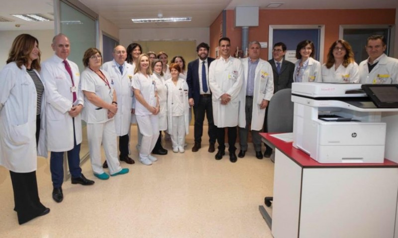 <span style='color:#780948'>ARCHIVED</span> - Murcia achieved the lowest cancer death rate in Spain last year