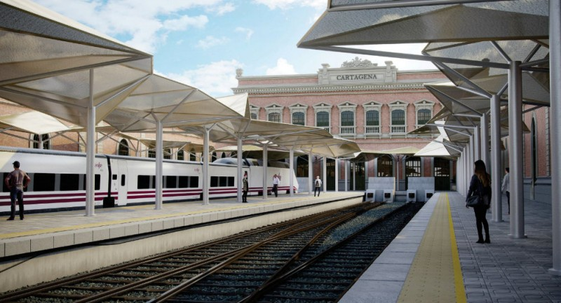 <span style='color:#780948'>ARCHIVED</span> - First AVE high-speed trains in Murcia delayed until at least 2022