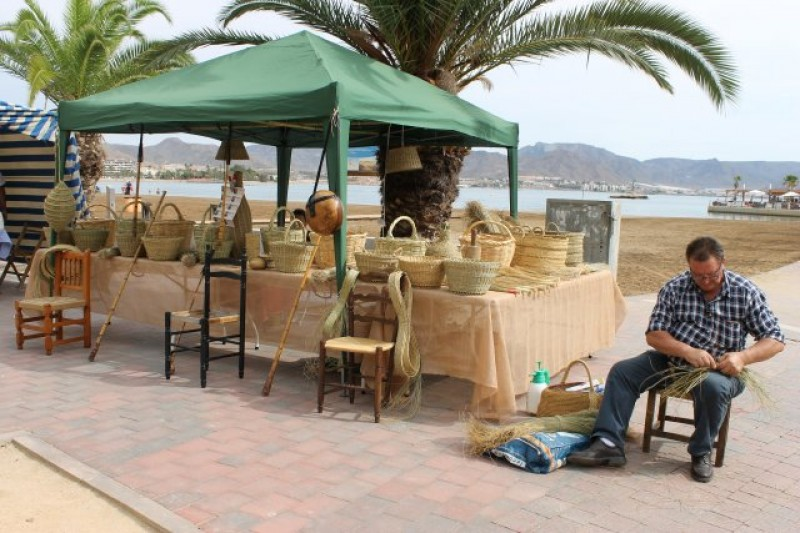 <span style='color:#780948'>ARCHIVED</span> - Saturday 15th February Puerto de Mazarrón artisan market