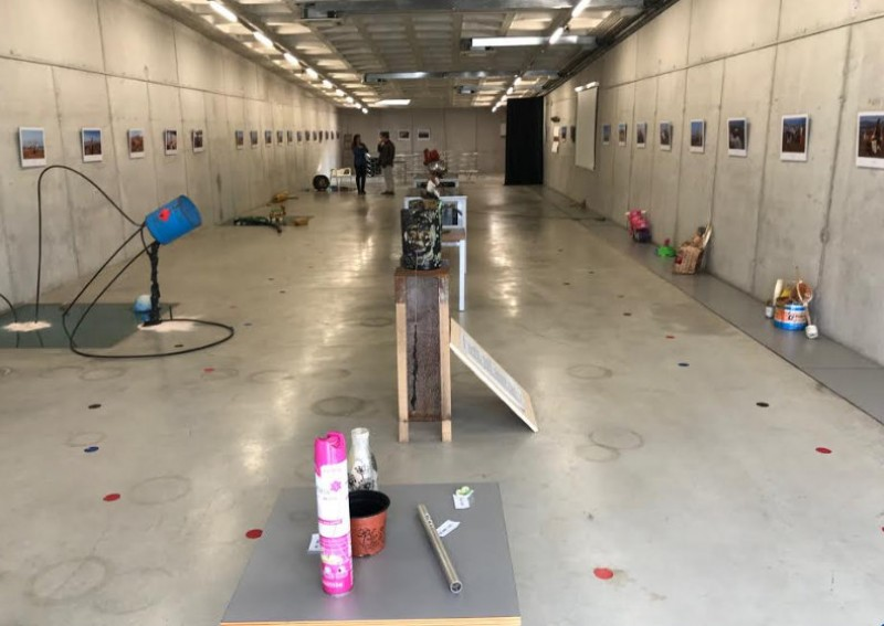 <span style='color:#780948'>ARCHIVED</span> - 7th to 28th February, Mar & Plásticos art exhibition raise awareness of plastic contamination in Torre Pacheco
