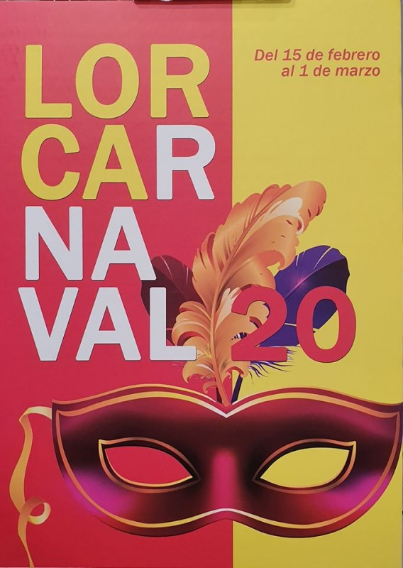 22nd and 23rd February Carnival in Lorca