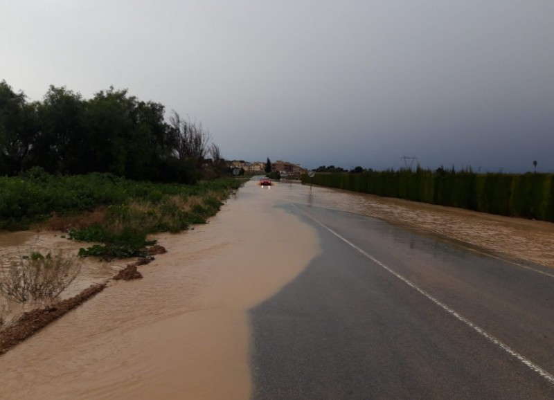 <span style='color:#780948'>ARCHIVED</span> - 12.5 million euros to protect major roads in Murcia against future flooding