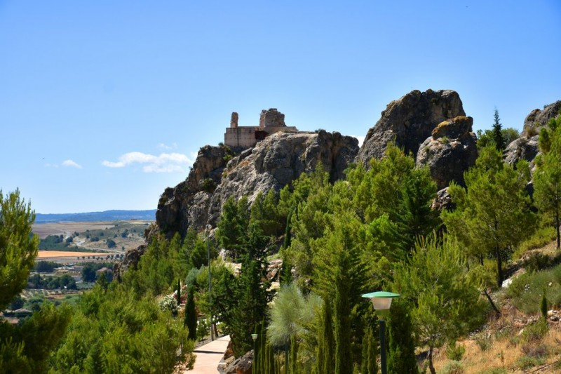 <span style='color:#780948'>ARCHIVED</span> - Sunday 16th February free guided visit to the ruined castle of Calasparra