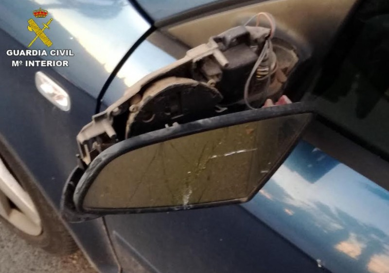 <span style='color:#780948'>ARCHIVED</span> - Three minors under investigation in Mazarrón after spate of car vandalism