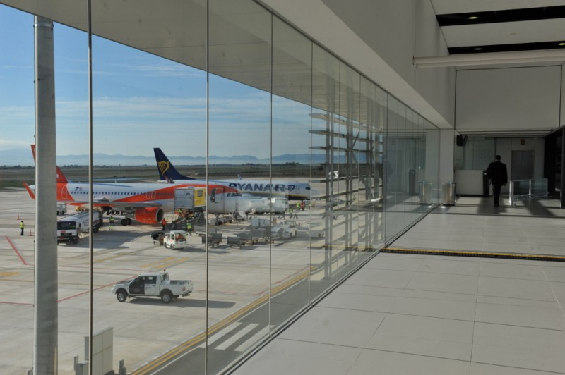 <span style='color:#780948'>ARCHIVED</span> - 63 per cent increase in January passenger numbers at Corvera airport!