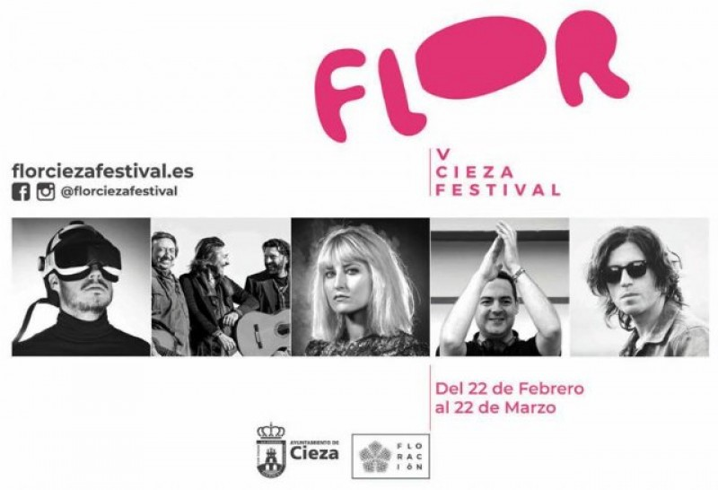 22nd February to 22nd March; cultural, gastronomical, sporting and musical events allied to La Floracion in Cieza