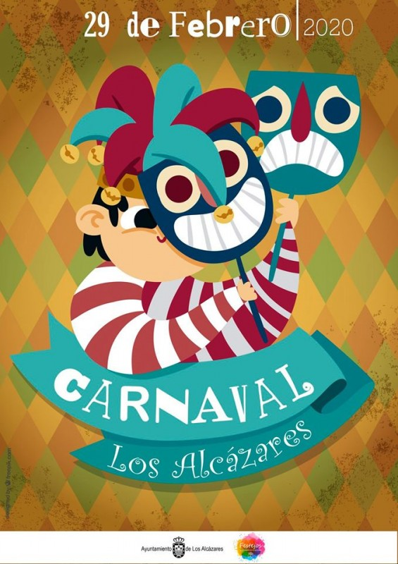 Saturday 29th February Los Alcázares adults Carnival Parade