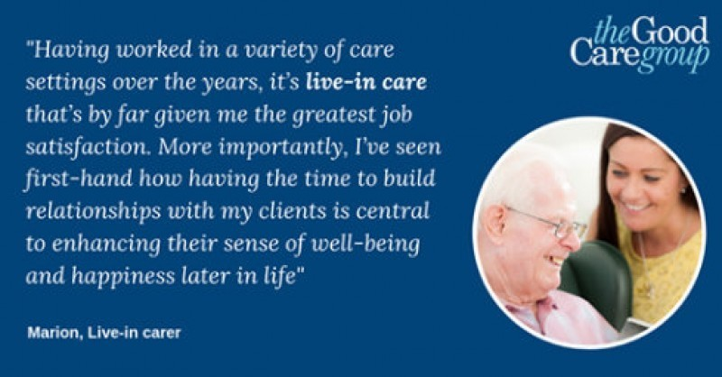 <span style='color:#780948'>ARCHIVED</span> - The Good Care Group recruiting professional live-in carers
