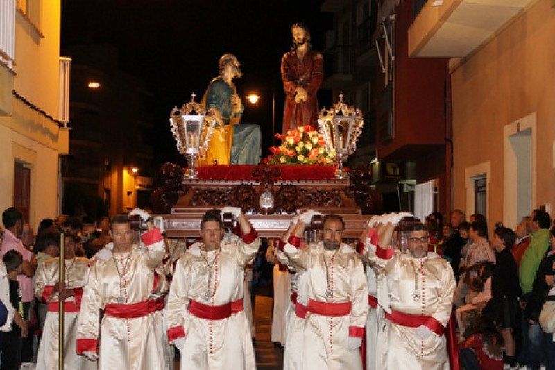 <span style='color:#780948'>ARCHIVED</span> - 3rd to 12th April Semana Santa 2020 in Mazarrón and Puerto de Mazarrón