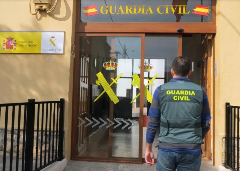 Two arrested after stealing items worth 20,000 euros from a home in Totana