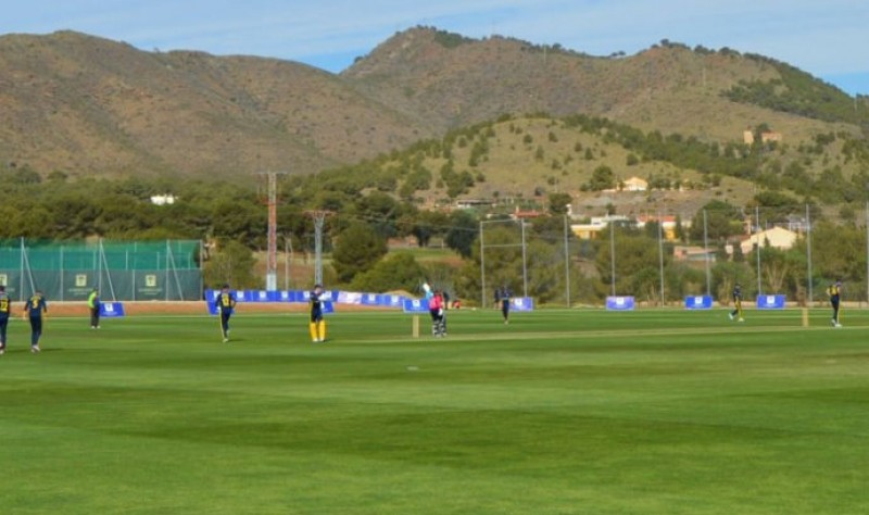 <span style='color:#780948'>ARCHIVED</span> - 18th to 20th March, Hampshire v Warwickshire county cricket at La Manga Club
