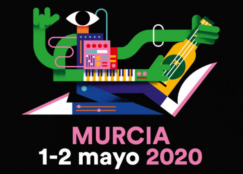 <span style='color:#780948'>ARCHIVED</span> - 1st and 2nd May, Warm Up 2020 music festival in the city of Murcia