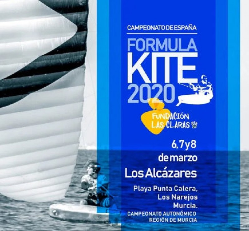 <span style='color:#780948'>ARCHIVED</span> - 6th to 8th March, Spanish Kitesurf Foil championship in Los Alcázares