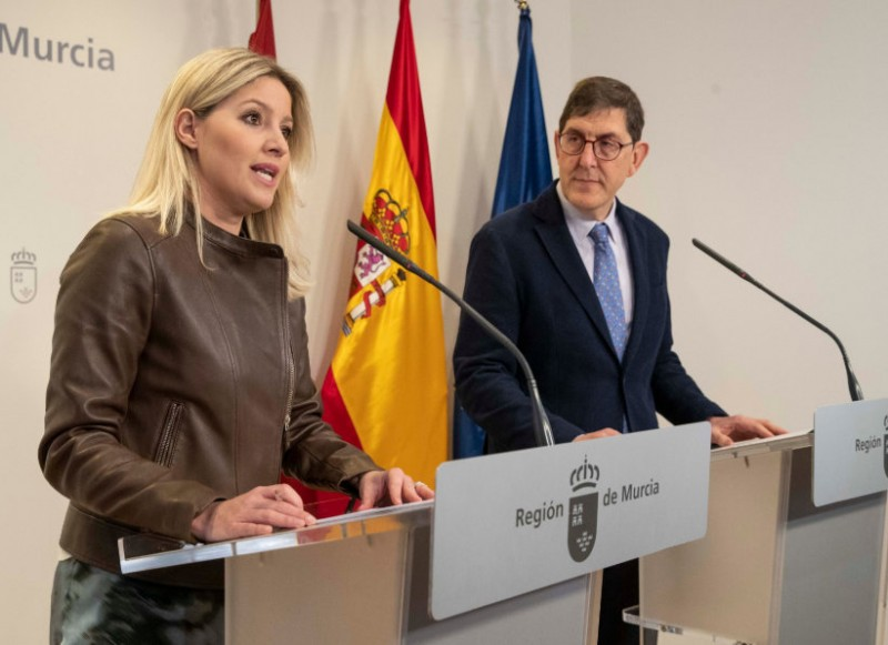 <span style='color:#780948'>ARCHIVED</span> - Murcia at low risk of coronavirus contagion says regional government minister