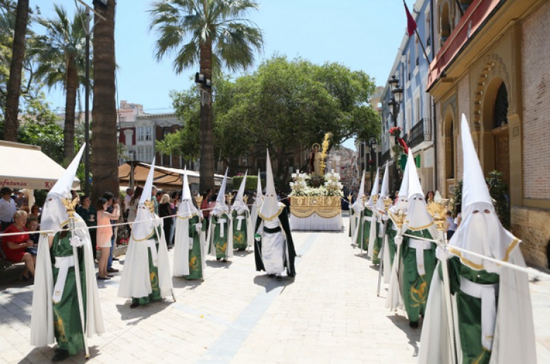 <span style='color:#780948'>ARCHIVED</span> - Águilas Semana Santa 5th to 12th April 2020