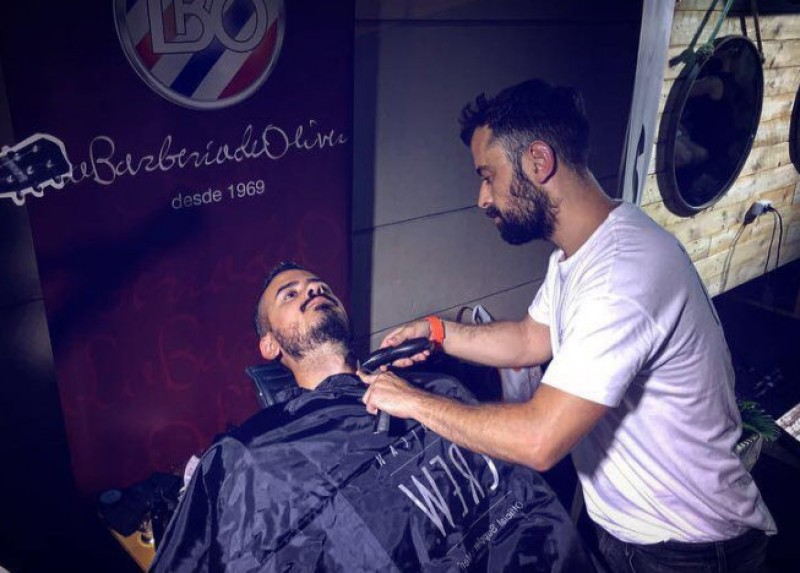 Barbería de Oliver, premium barbers and men's hair stylists in Fuente Álamo