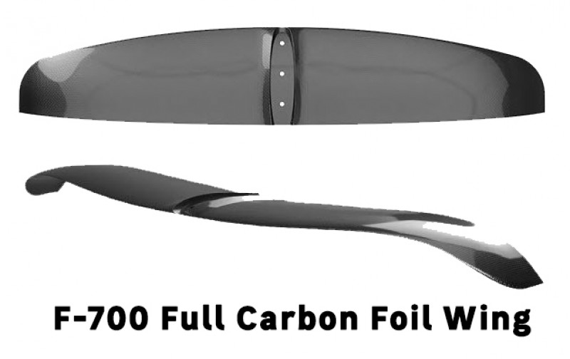 F-700 AFS Full Carbon Foil SKU: 13491