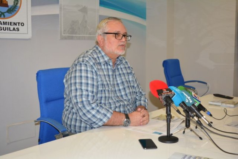 Águilas reacts immediately to the decree closing all hotels and tourist accommodation in Spain
