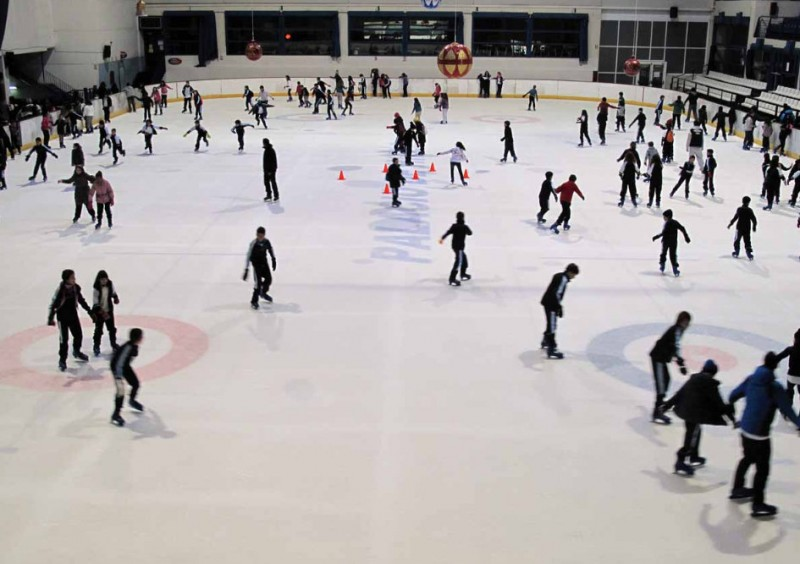 Madrid ice rink to be used as a morgue as the coronavirus death toll soars in the Spanish capital