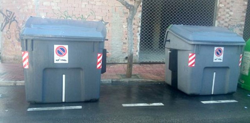 No rubbish recycling for households hit by coronavirus in Murcia