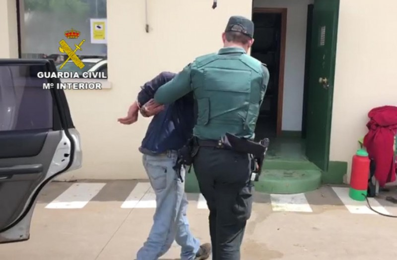 <span style='color:#780948'>ARCHIVED</span> - Torre Pacheco man arrested after breaking lockdown restrictions 7 times