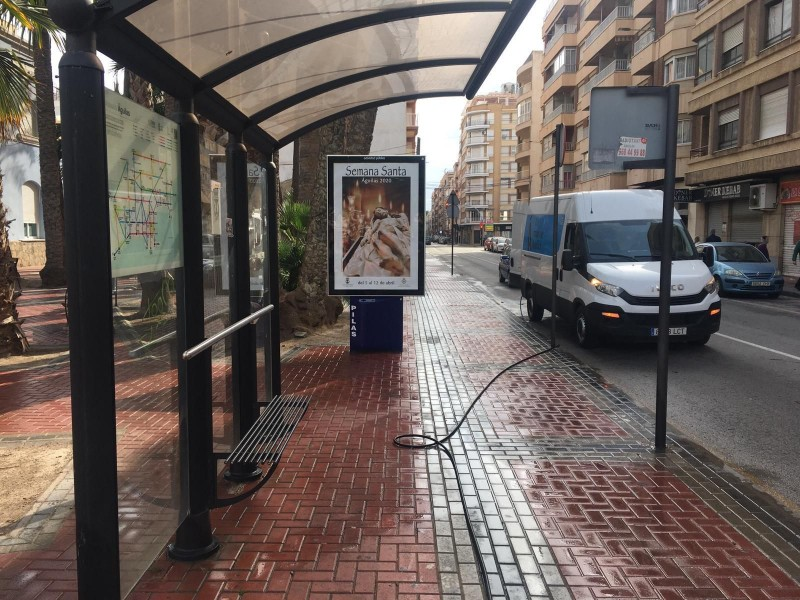 <span style='color:#780948'>ARCHIVED</span> - Águilas Mayoress indignant as Lorca-Águilas bus service is scrapped