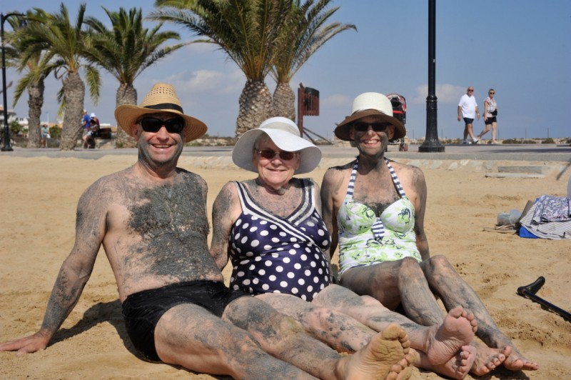 <span style='color:#780948'>ARCHIVED</span> - When can I sit on a beach again or go for a mud bath in san Pedro del Pinatar