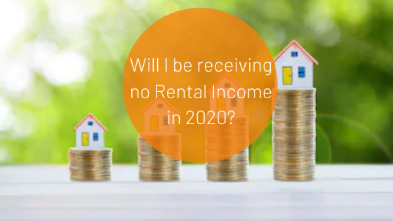 No rental income for summer 2020 & want to sell?