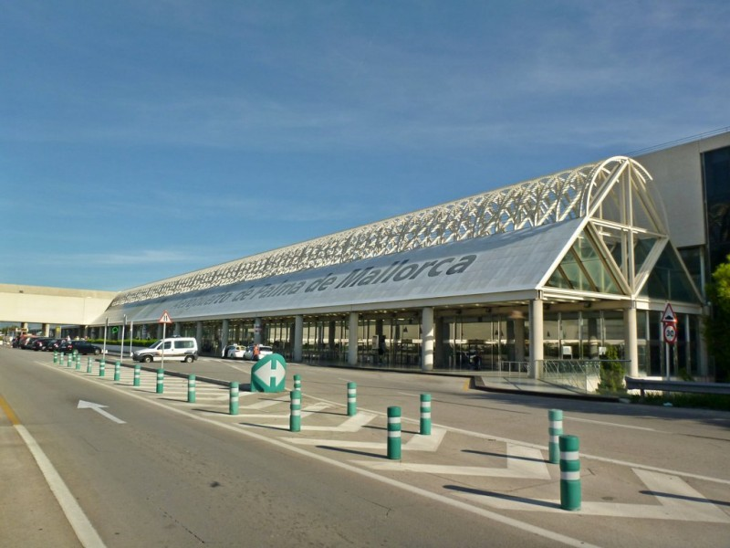 Three German tourists sent back home after flying to Palma de Mallorca