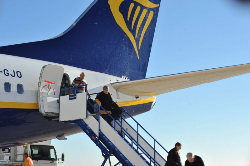 Ryanair cancels dozens of July flights.....here we go again say passengers
