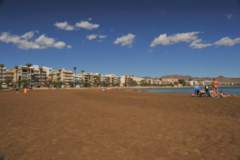 <span style='color:#780948'>ARCHIVED</span> - Mazarrón opens its beaches from Monday 25th