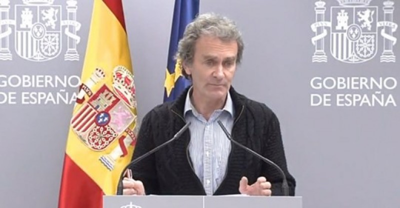 <span style='color:#780948'>ARCHIVED</span> - Wednesday: 231 new Covid cases in Spain today and 39 deaths