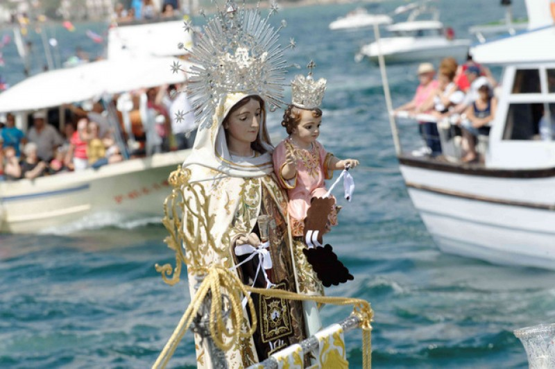<span style='color:#780948'>ARCHIVED</span> - San Pedro del Pinatar cancels all acts relating to the Virgen del Carmen and Fiestas of San Pedro