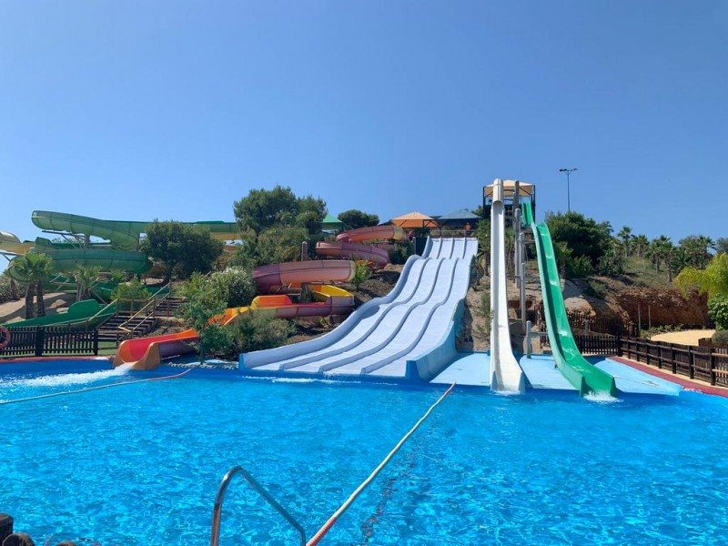 Terra Natura Murcia waterpark opens with extended hours