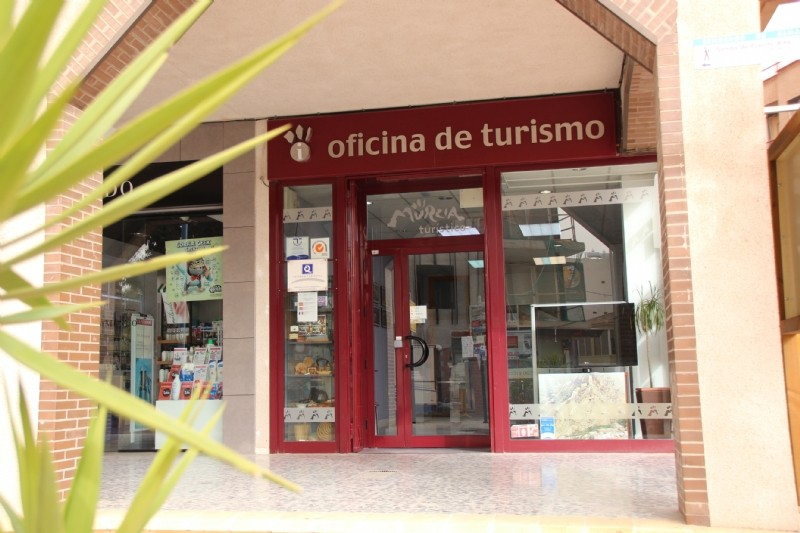 <span style='color:#780948'>ARCHIVED</span> - Alhama de Murcia Tourist office re-opens on Wednesday 24th June