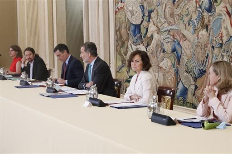<span style='color:#780948'>ARCHIVED</span> - Spain will re-establish state of emergency if Covid situation becomes serious