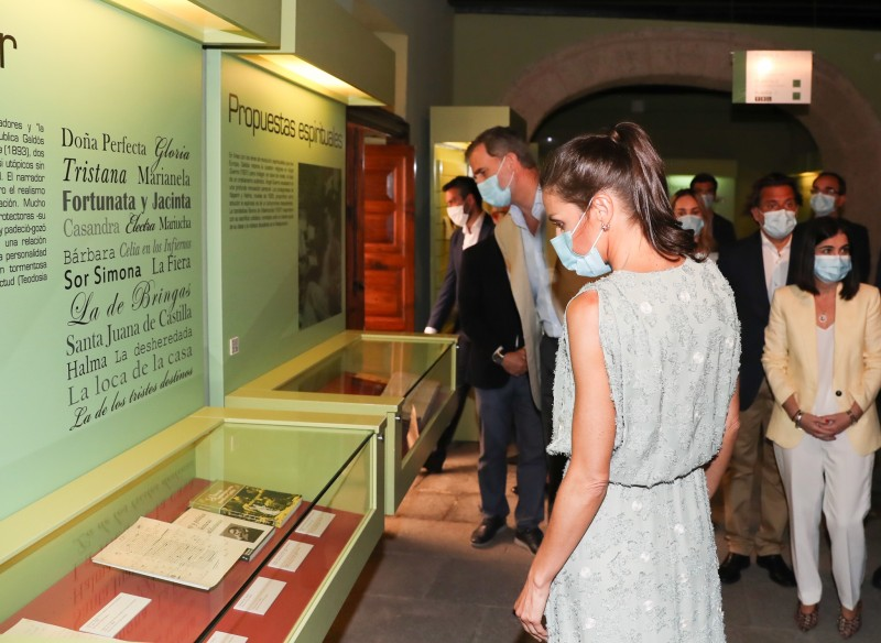 <span style='color:#780948'>ARCHIVED</span> - King and Queen of Spain visiting every region to support post-Covid recovery