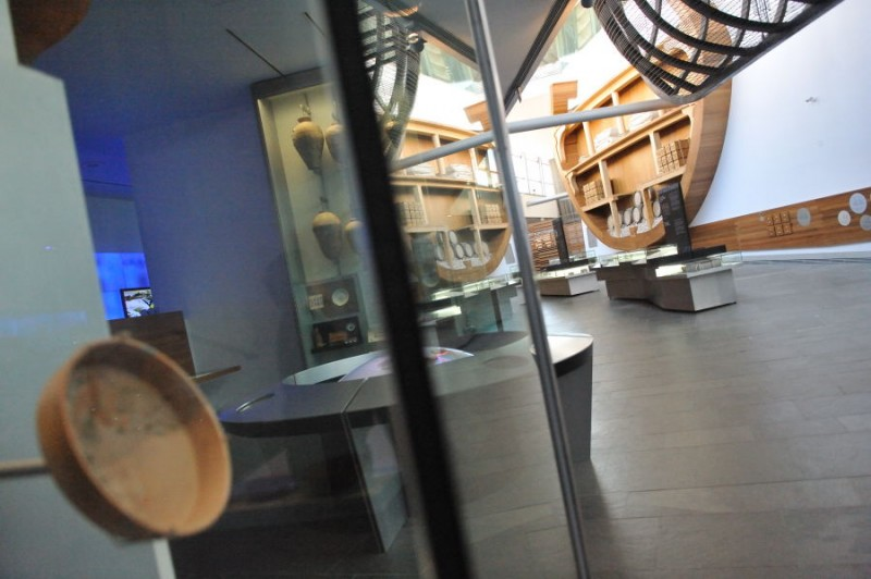 <span style='color:#780948'>ARCHIVED</span> - ARQUA sub-aquatic archaeology museum in Cartagena closed for filtration repairs