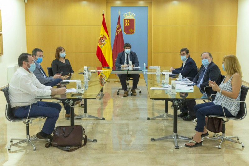Murcia government warns that it will reimpose lockdowns if outbreaks worsen